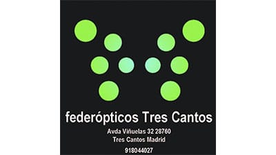 Empresas colaboradoras - Federopticos Tres Cantos